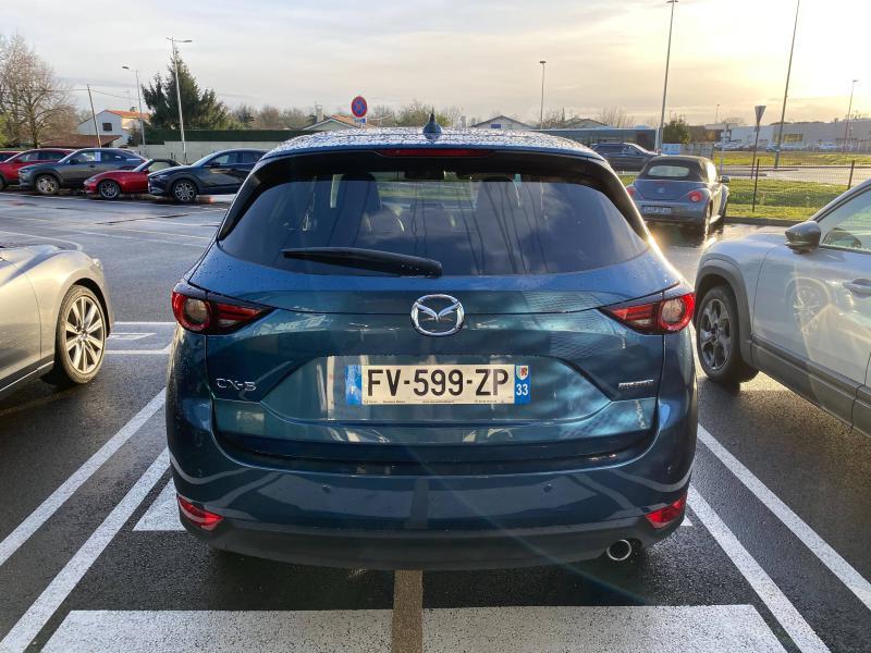 Mazda CX-5 2.2 SKYACTIV-D 150 Sélection 4x2 BVA Euro6d-T 2020  occasion à Mérignac - photo n°3
