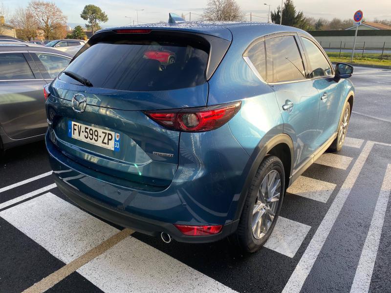 Mazda CX-5 2.2 SKYACTIV-D 150 Sélection 4x2 BVA Euro6d-T 2020  occasion à Mérignac - photo n°4