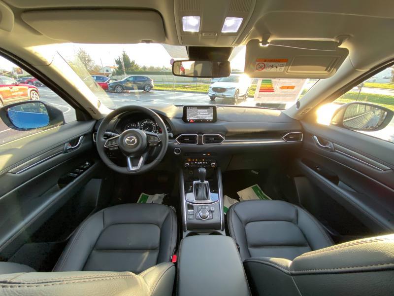 Mazda CX-5 2.2 SKYACTIV-D 150 Sélection 4x2 BVA Euro6d-T 2020  occasion à Mérignac - photo n°8