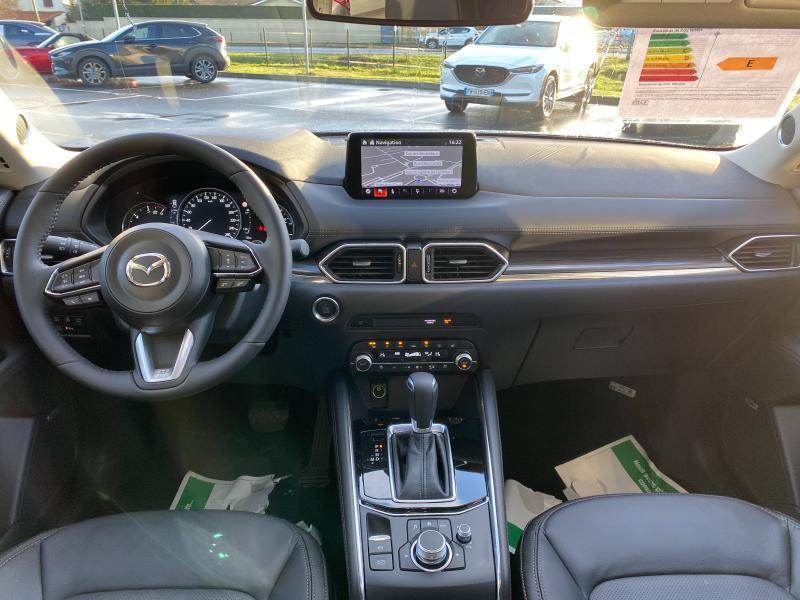Mazda CX-5 2.2 SKYACTIV-D 150 Sélection 4x2 BVA Euro6d-T 2020  occasion à Mérignac - photo n°6