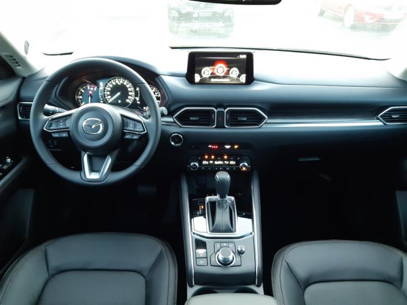 Mazda CX-5 2.2 SKYACTIV-D 150 Sélection 4x2 BVA Euro6d-T 2020 Bleu occasion à Cesson-Sévigné - photo n°8