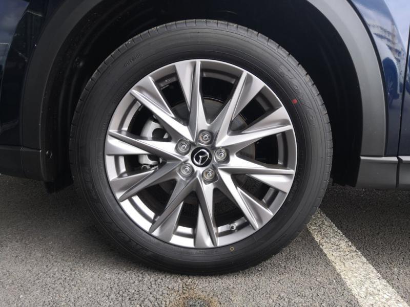 Mazda CX-5 2.2 SKYACTIV-D 150 Sélection 4x2 BVA Euro6d-T 2020 Bleu occasion à Cesson-Sévigné - photo n°6