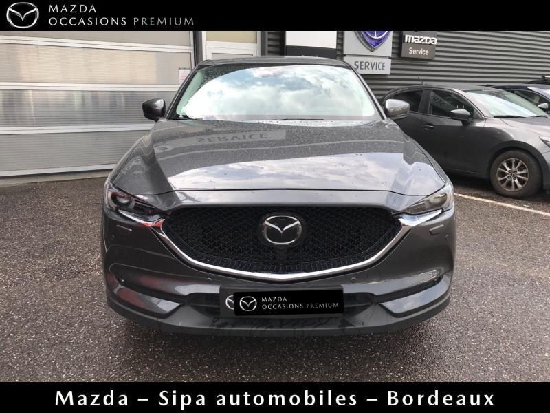 Mazda CX-5 2.2 SKYACTIV-D 150 Sélection 4x2 BVA Euro6d-T  occasion à Mérignac - photo n°3