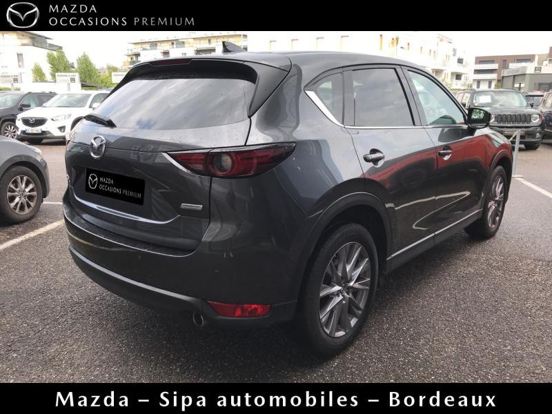 Mazda CX-5 2.2 SKYACTIV-D 150 Sélection 4x2 BVA Euro6d-T  occasion à Mérignac - photo n°4