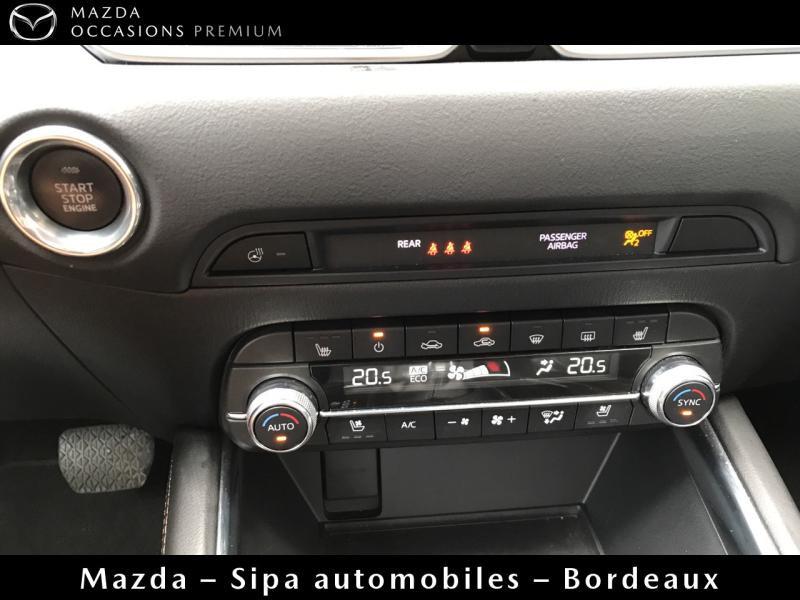 Mazda CX-5 2.2 SKYACTIV-D 150 Sélection 4x2 BVA Euro6d-T  occasion à Mérignac - photo n°12