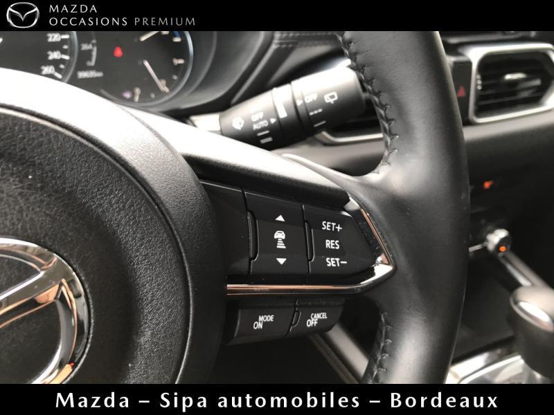 Mazda CX-5 2.2 SKYACTIV-D 150 Sélection 4x2 BVA Euro6d-T  occasion à Mérignac - photo n°10