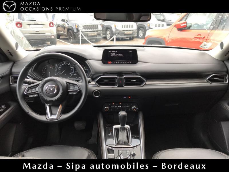 Mazda CX-5 2.2 SKYACTIV-D 150 Sélection 4x2 BVA Euro6d-T  occasion à Mérignac - photo n°2