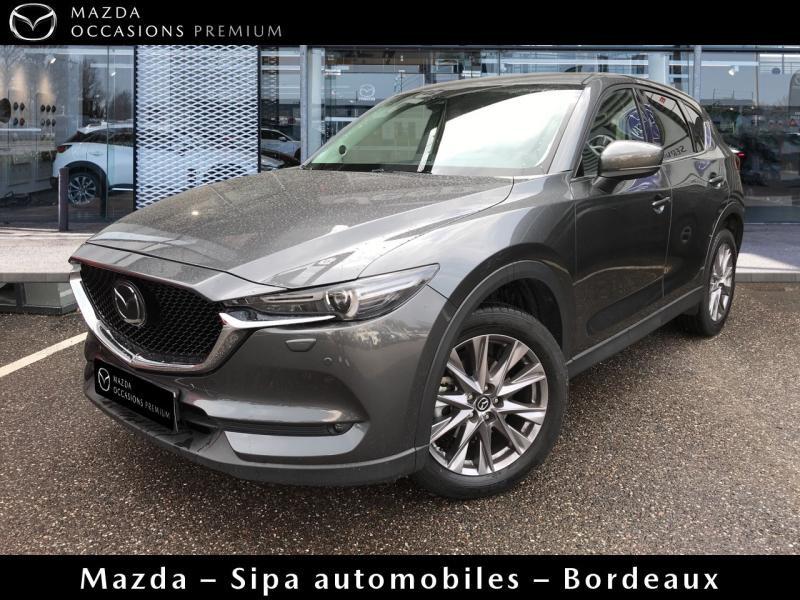 Mazda CX-5 2.2 SKYACTIV-D 150 Sélection 4x2 BVA Euro6d-T  occasion à Mérignac