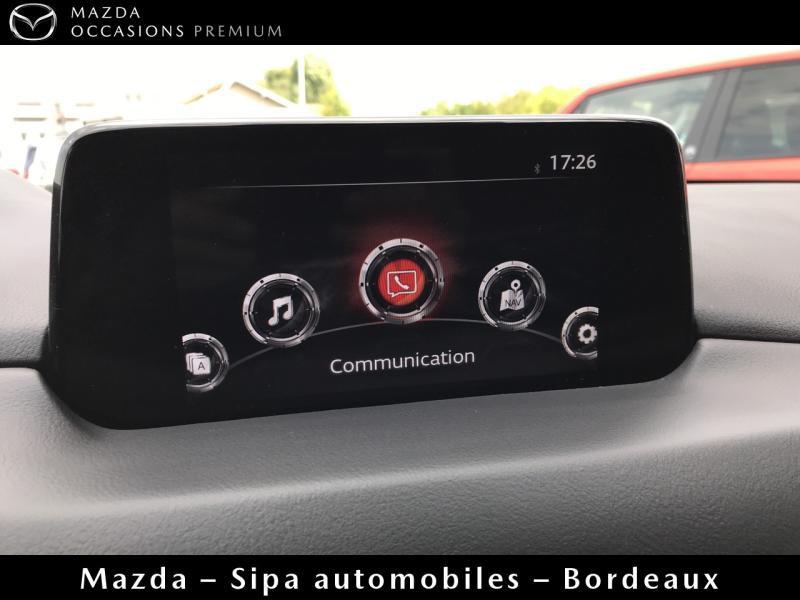 Mazda CX-5 2.2 SKYACTIV-D 150 Sélection 4x2 BVA Euro6d-T  occasion à Mérignac - photo n°16