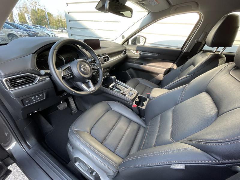 Mazda CX-5 2.2 SKYACTIV-D 150 Sélection 4x2 BVA Euro6d-T  occasion à Saint-Brieuc - photo n°9