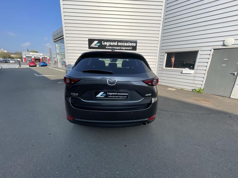Mazda CX-5 2.2 SKYACTIV-D 150 Sélection 4x2 BVA Euro6d-T  occasion à Saint-Brieuc - photo n°5