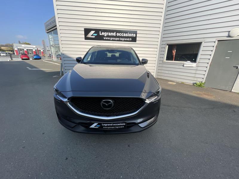Mazda CX-5 2.2 SKYACTIV-D 150 Sélection 4x2 BVA Euro6d-T  occasion à Saint-Brieuc - photo n°3