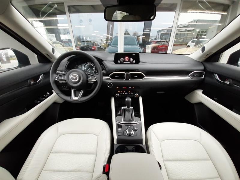 Mazda CX-5 2.2 SKYACTIV-D 150 Sélection 4x2 BVA Euro6d-T  occasion à Cesson-Sévigné - photo n°9