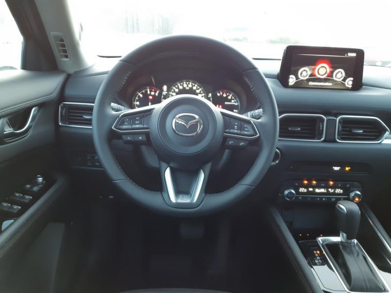 Mazda CX-5 2.2 SKYACTIV-D 150 Sélection 4x2 BVA Euro6d-T Bleu occasion à Cesson-Sévigné - photo n°9