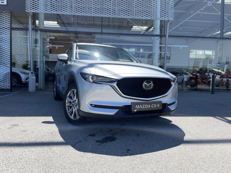 Mazda CX-5 2.2 SKYACTIV-D 150 Sélection 4x2 BVA Euro6d-T  occasion à Saint-Herblain