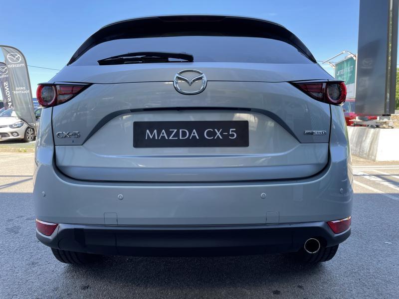 Mazda CX-5 2.2 SKYACTIV-D 150 Sélection 4x2 BVA Euro6d-T  occasion à Saint-Herblain - photo n°5