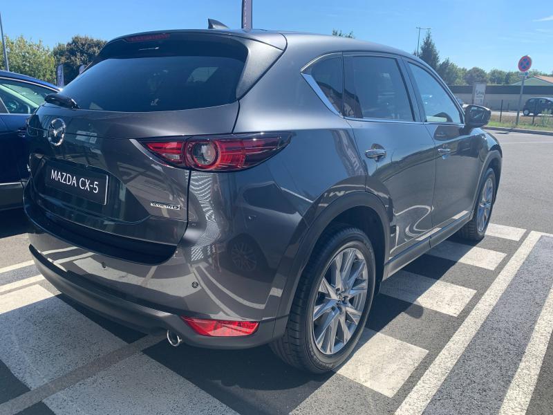 Mazda CX-5 2.2 SKYACTIV-D 150 Sélection 4x2 Euro6d-T 2020  occasion à Mérignac - photo n°10
