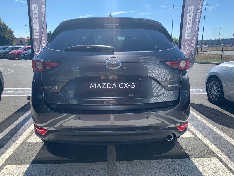 Mazda CX-5 2.2 SKYACTIV-D 150 Sélection 4x2 Euro6d-T 2020  occasion à Mérignac - photo n°8