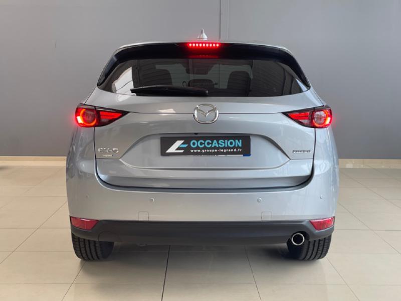 Mazda CX-5 2.2 SKYACTIV-D 150 Takumi 4x2 Euro6d-T 2020  occasion à Saint-Herblain - photo n°7