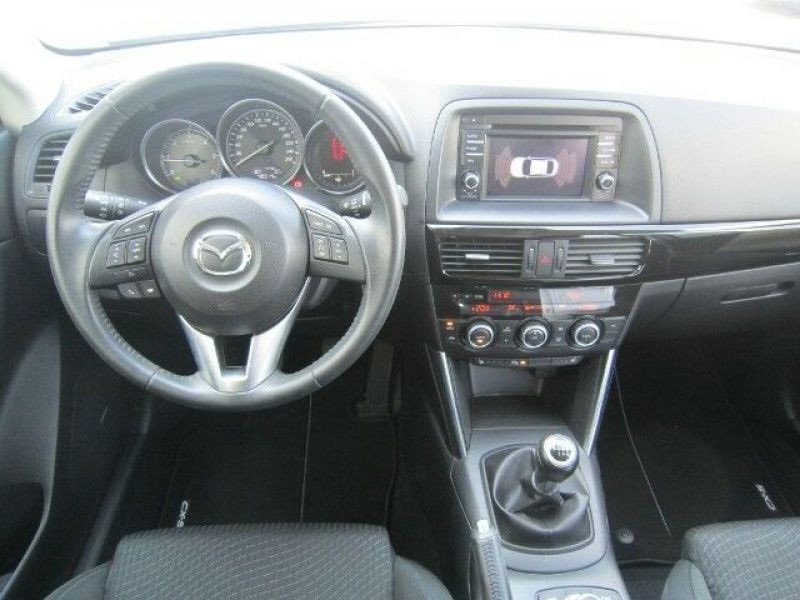 Mazda CX-5 2.2 Skyactiv-D 150 Noir occasion à Beaupuy - photo n°2