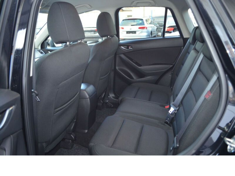 Mazda CX-5 2.2 Skyactiv-D 150 Noir occasion à Beaupuy - photo n°5