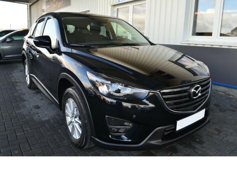 Mazda CX-5 2.2 Skyactiv-D 150 Noir occasion à Beaupuy - photo n°9
