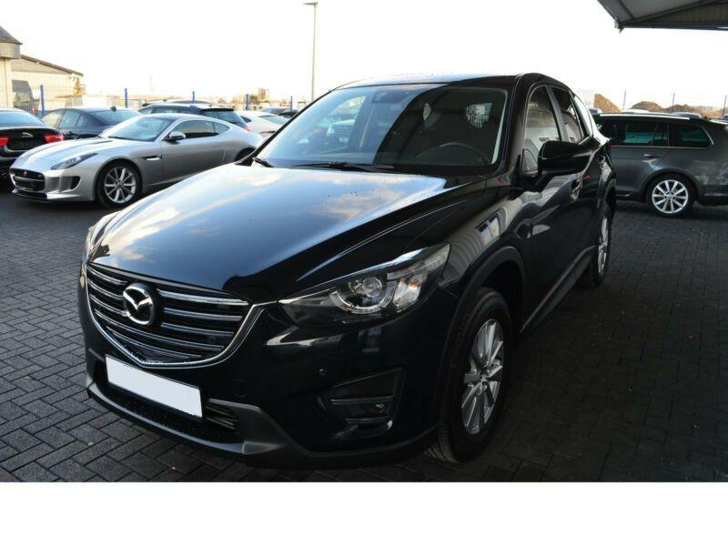 Mazda CX-5 2.2 Skyactiv-D 150 Noir occasion à Beaupuy