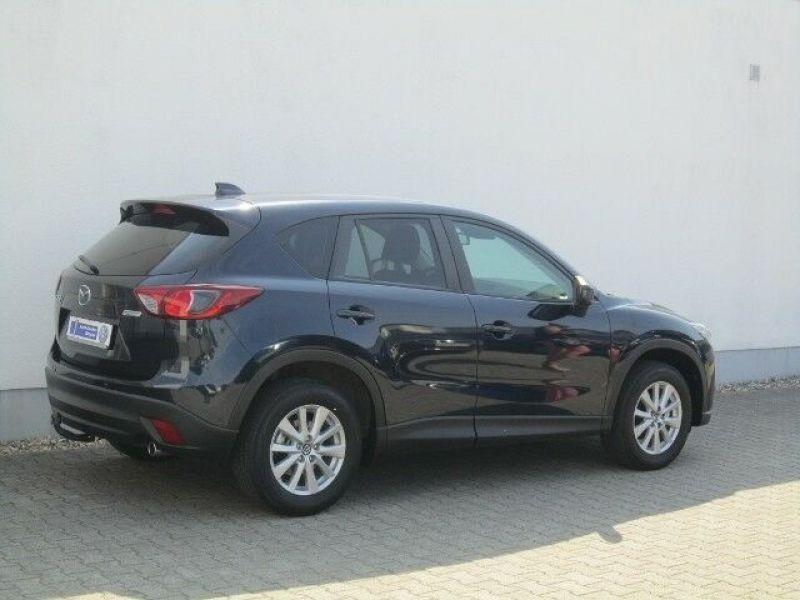 Mazda CX-5 2.2 Skyactiv-D 150 Noir occasion à Beaupuy - photo n°3