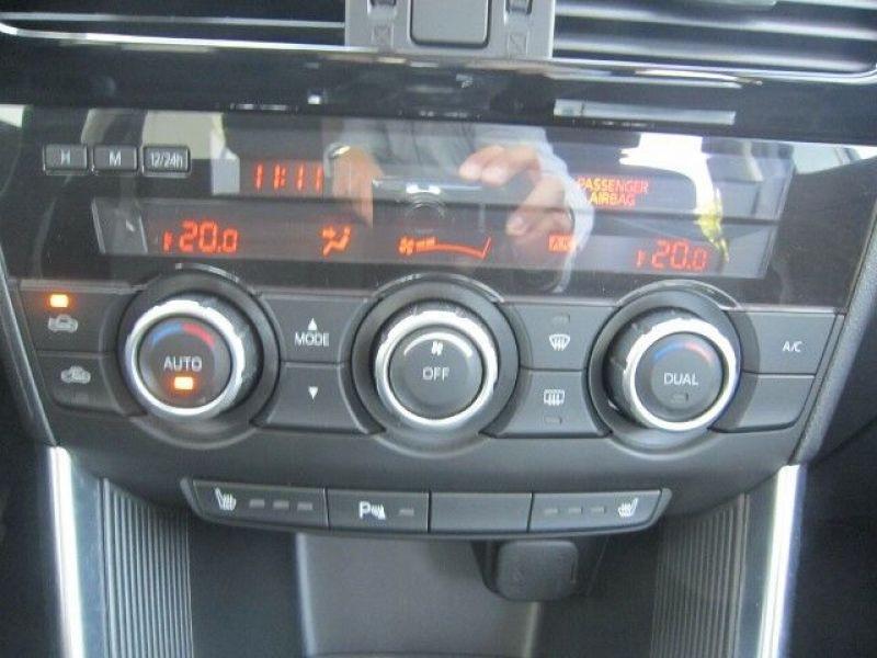 Mazda CX-5 2.2 Skyactiv-D 150 Noir occasion à Beaupuy - photo n°7
