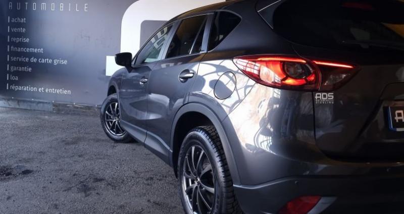 Mazda CX-5 2.2 SKYACTIV-D 175 No Limit 4x4 Gris occasion à Diebling - photo n°4