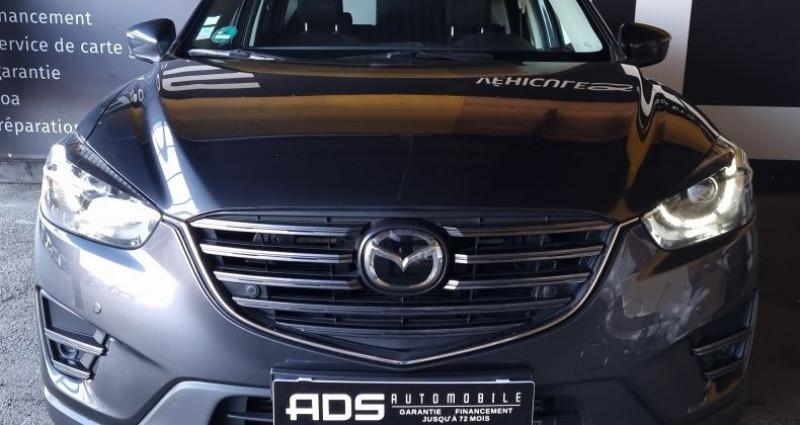 Mazda CX-5 2.2 SKYACTIV-D 175 No Limit 4x4 Gris occasion à Diebling - photo n°2
