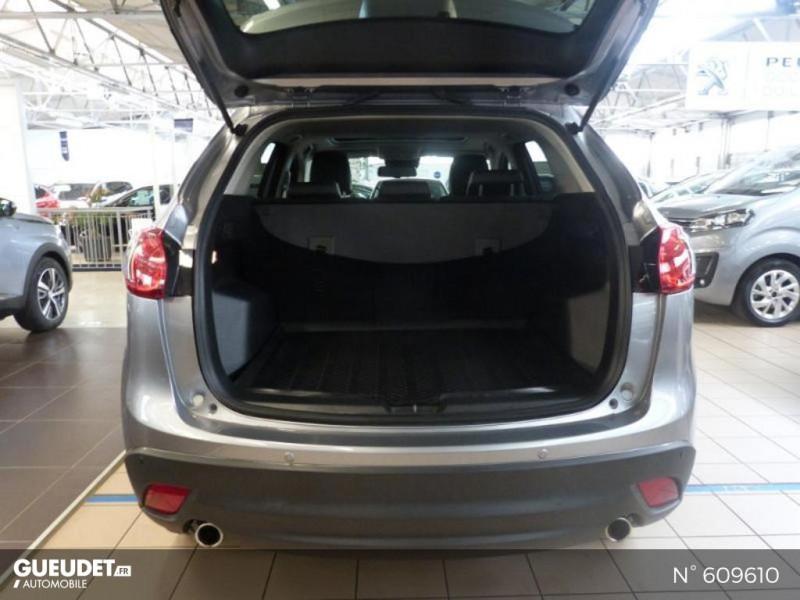 Mazda CX-5 2.2 SKYACTIV-D 175 Sélection 4x4 BA Gris occasion à Meaux - photo n°6
