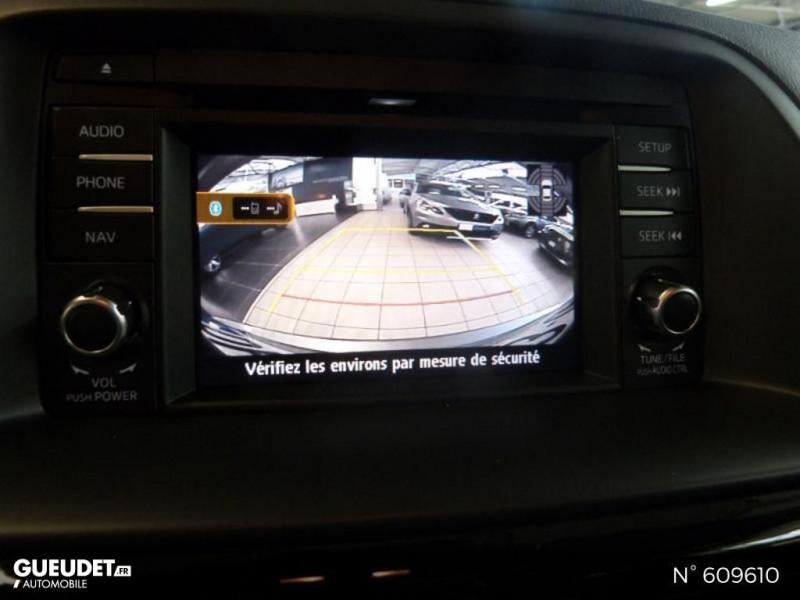 Mazda CX-5 2.2 SKYACTIV-D 175 Sélection 4x4 BA Gris occasion à Meaux - photo n°16