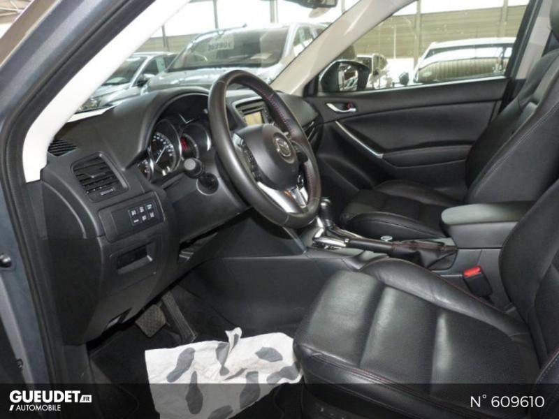 Mazda CX-5 2.2 SKYACTIV-D 175 Sélection 4x4 BA Gris occasion à Meaux - photo n°10