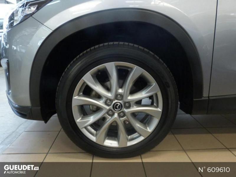 Mazda CX-5 2.2 SKYACTIV-D 175 Sélection 4x4 BA Gris occasion à Meaux - photo n°11