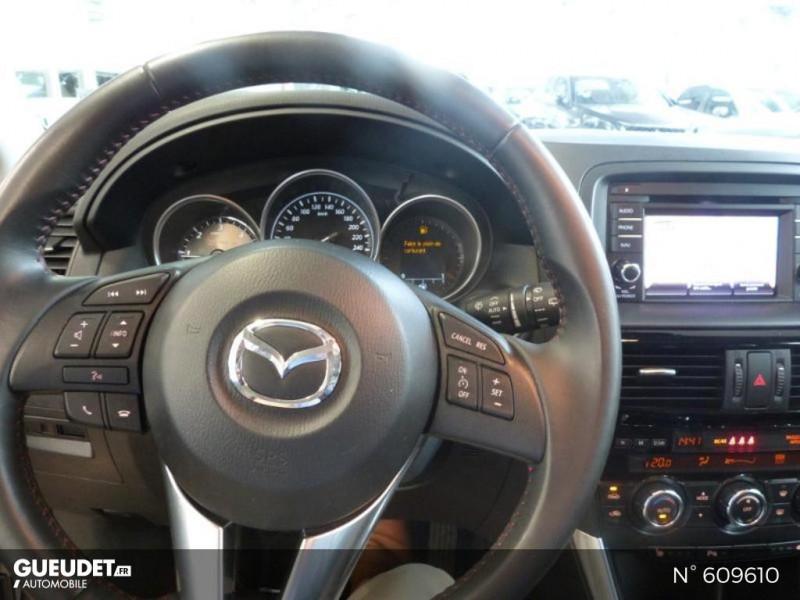 Mazda CX-5 2.2 SKYACTIV-D 175 Sélection 4x4 BA Gris occasion à Meaux - photo n°8