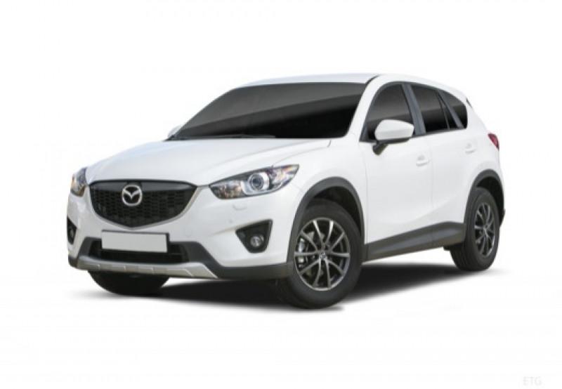 Mazda CX-5 2.2 SKYACTIV-D 175 Sélection 4x4 BVA Rouge occasion à LA QUEUE-EN-BRIE