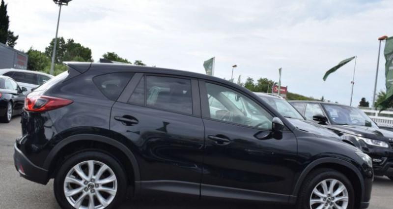 Mazda CX-5 2.2 SKYACTIV-D 175 SELECTION 4X4 Noir occasion à VENDARGUES - photo n°7