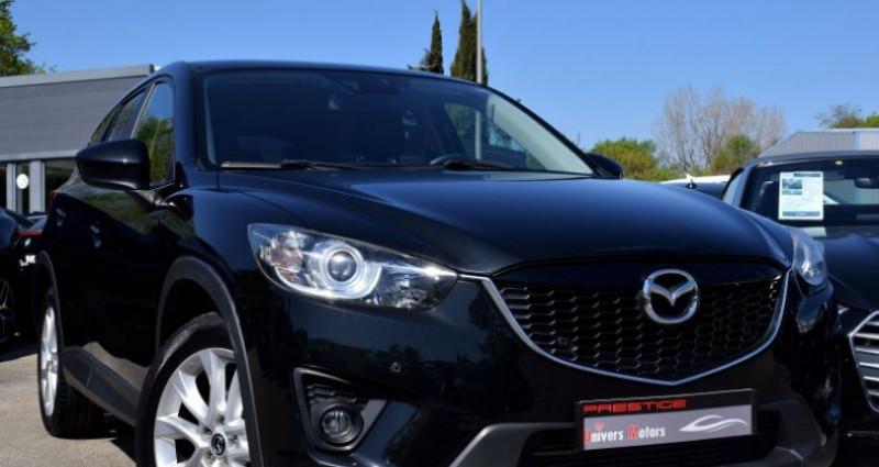 Mazda CX-5 2.2 SKYACTIV-D 175 SELECTION 4X4 Noir occasion à VENDARGUES