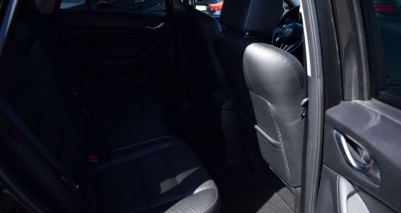 Mazda CX-5 2.2 SKYACTIV-D 175 SELECTION 4X4 Noir occasion à VENDARGUES - photo n°4