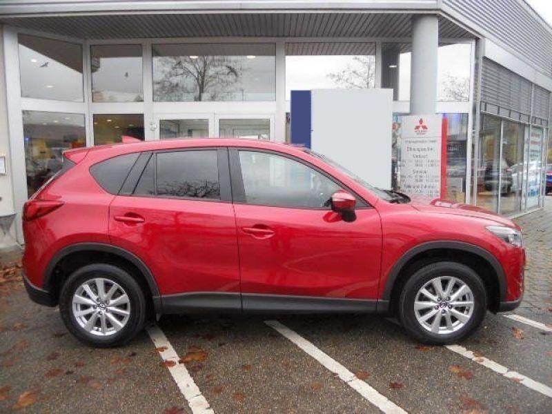 Mazda CX-5 2.2 SkyActiv-D Rouge occasion à Beaupuy - photo n°6