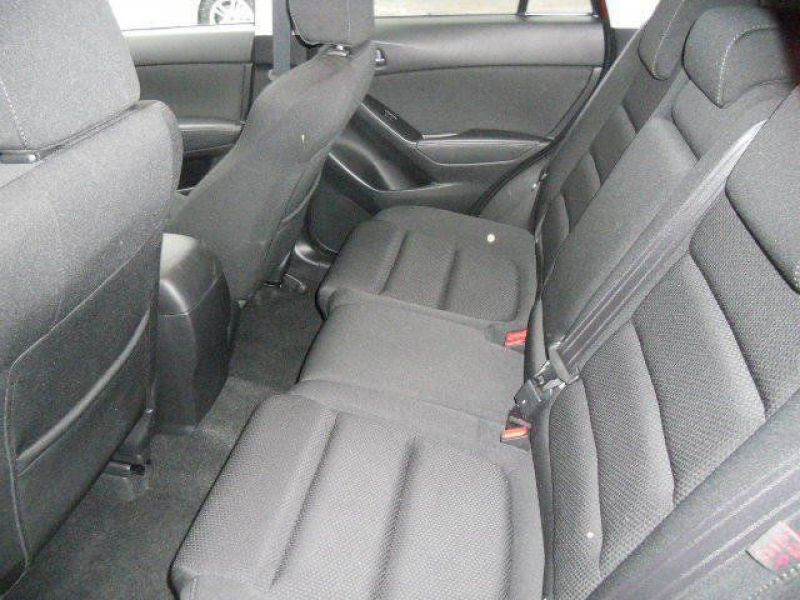 Mazda CX-5 2.2 SkyActiv-D Rouge occasion à Beaupuy - photo n°4