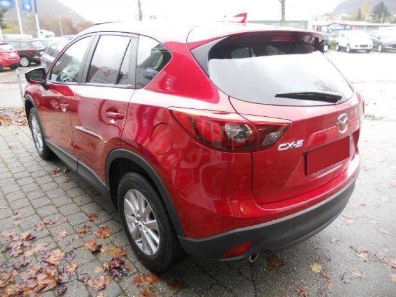 Mazda CX-5 2.2 SkyActiv-D Rouge occasion à Beaupuy - photo n°2