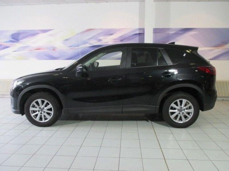 Mazda CX-5 2.2 SkyActiv-D Noir occasion à Beaupuy - photo n°6