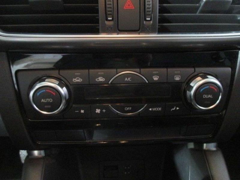 Mazda CX-5 2.2 SkyActiv-D Noir occasion à Beaupuy - photo n°4