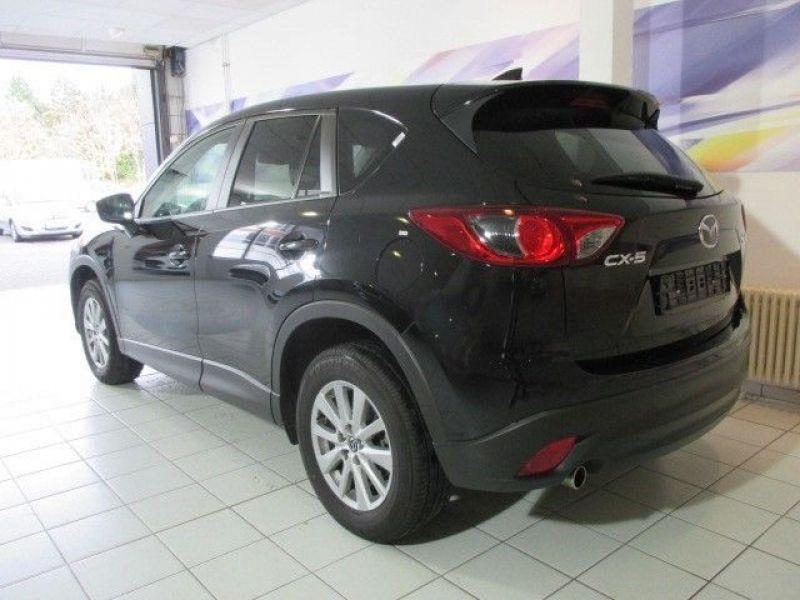 Mazda CX-5 2.2 SkyActiv-D Noir occasion à Beaupuy - photo n°2