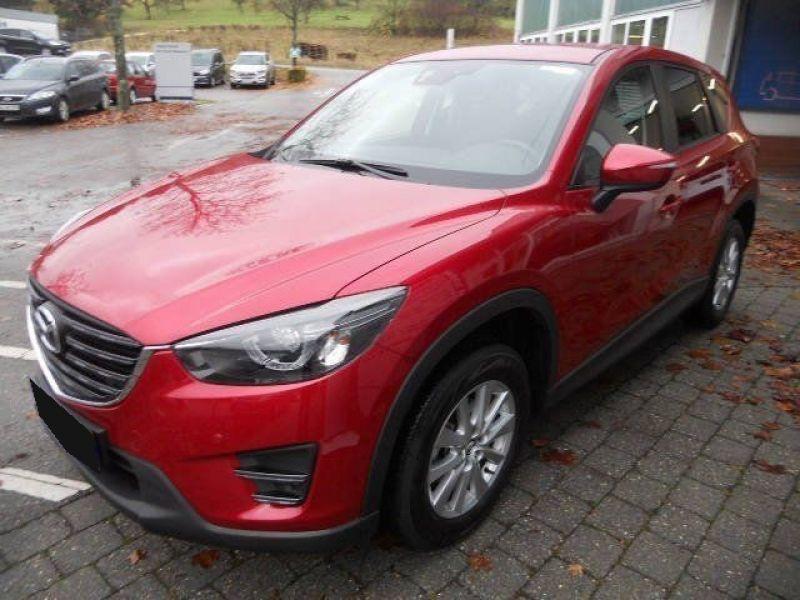 Mazda CX-5 2.2 SkyActiv-D Rouge occasion à Beaupuy - photo n°5