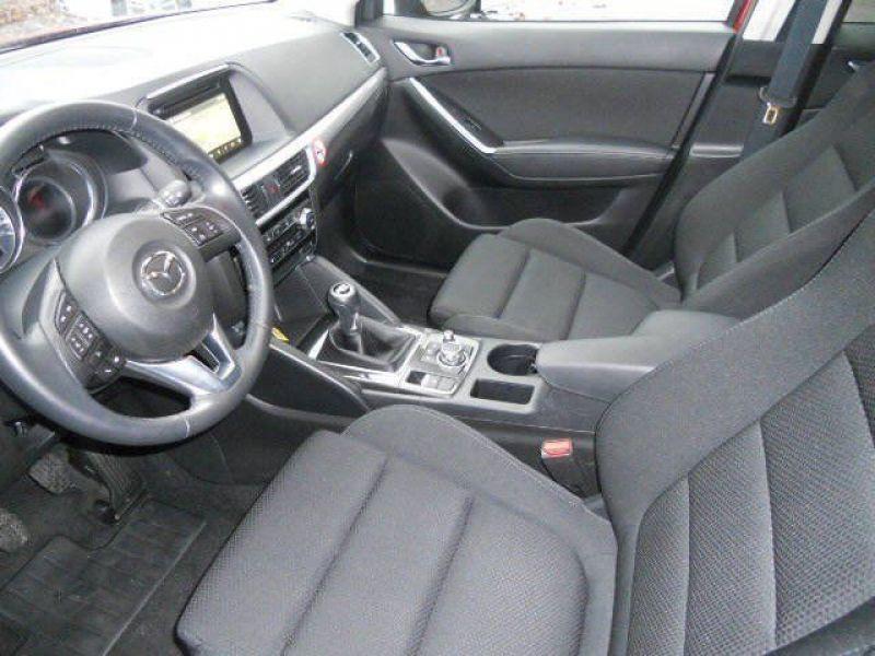 Mazda CX-5 2.2 SkyActiv-D Rouge occasion à Beaupuy - photo n°3
