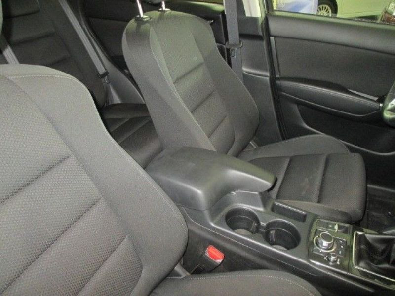 Mazda CX-5 2.2 SkyActiv-D Noir occasion à Beaupuy - photo n°3