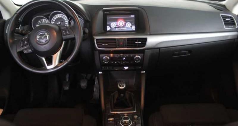 Mazda CX-5 2.2L Skyactiv-D 150 ch 4x2 Dynamique Gris occasion à SAINT FULGENT - photo n°4